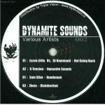Cover: X-Tension - Dynamite Sounds