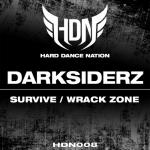 Cover: Darksiderz - Survive