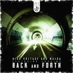 Cover: High Voltage - Back And Forth