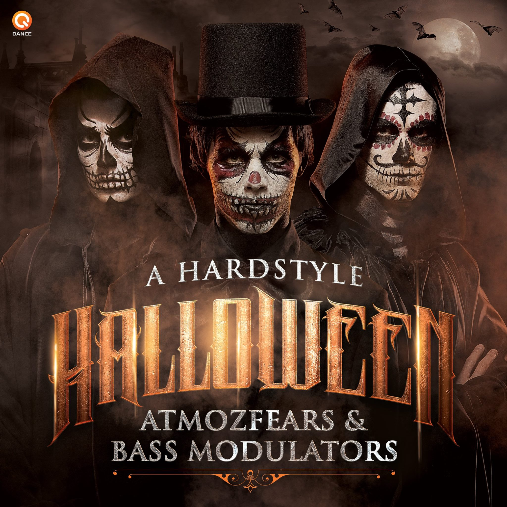 cover art for the atmozfears & bass modulators - a hardstyle