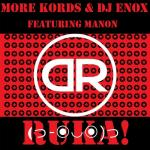 Cover: More Kords & DJ Enox feat. Manon - Ruka!