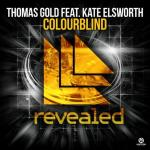 Cover: Thomas Gold - Colourblind