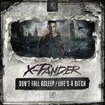 Cover: X-Pander - Don't Fall Asleep