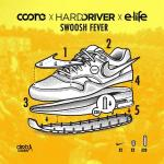 Cover: Coone & Hard Driver - Swoosh Fever