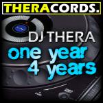 Cover: DJ Thera - One Year 4 Years