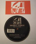 Cover: Force - Self Defence (Party Mix)