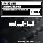 Cover: Sanctorium - Embrace The Code