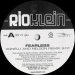 Cover: Rio Klein - Fearless (Agnelli & Nelson Remix)