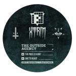 Cover: The Outside Agency - Ghetto Blast