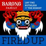 Cover: LNY TNZ - Fired Up