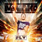 Cover: Mark With a K ft. Maegan Cottone - Fly