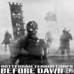 Cover: Distortion & Dione - Before Dawn