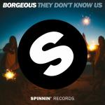 Cover: Borgeous - They Don't Know Us