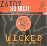 Cover: Zatox - So High
