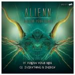 Cover: Alienn - Everything Is Energy