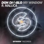 Cover: Don Diablo - My Window