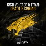 Cover: High Voltage - Death Is Coming