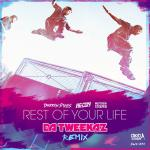 Cover: Darren Styles & Re-Con - Rest Of Your Life (Da Tweekaz Remix)