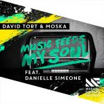 Cover: David Tort & Moska feat. Danielle Simeone - Music Feeds My Soul