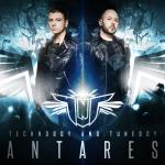 Cover: TNT aka Technoboy 'N' Tuneboy - Antares