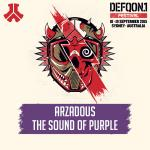 Cover: Arzadous - The Sound Of Purple (Defqon.1 Australia 2015 Purple Soundtrack)