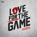 Cover: Coone - Love For The Game