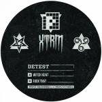 Cover: Detest - Witch Hunt