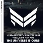Cover: Crystal Lake - The Universe Is Ours