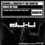 Cover: MC Heretik - Voice Of Fear