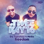 Cover: Da Tweekaz - Freedom