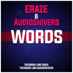 Cover: Audioshivers - Words