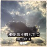 Cover: Brennan Heart & Zatox - God Complex