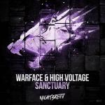 Cover: High Voltage - Sanctuary