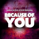 Cover: Sasha Dith & Steve Modana - Because Of You