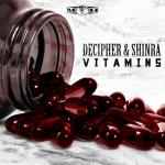 Cover: Decipher & Shinra - Vitamins