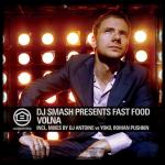 Cover: DJ Smash presents Fast Food - Volna