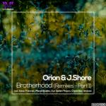 Cover: Orion & J.Shore - Departed (Our Stolen Theory Vocal Version)