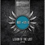 Cover: Legion Of The Lost - More Unlike