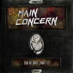 Cover: Main Concern - Game Over