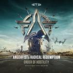 Cover: Angerfist - Order Of Hostility (Official Airforce Festival 2016 Anthem)