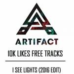Cover: Artifact ft. Elke Donkers - I See Lights (2016 Edit)