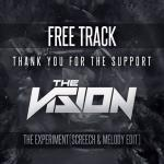 Cover: The Vision - The Experiment (Melody Edit)