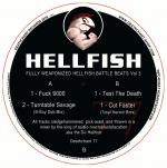 Cover: Hellfish - Test The Death