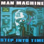 Cover: Man Machine - Step Into Time