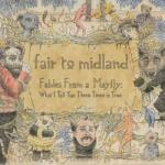 Cover: Fair To Midland - Dance Of The Manatee