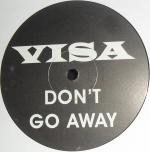 Cover: Visa - Don't Go Away