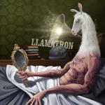 Cover: Llamatron - Mirror Of War