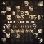 Cover: B-Front & Phuture Noize - The Paradox
