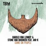 Cover: Harold van Lennep & Stone van Brooken feat. ANI-K - Come On People