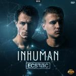 Cover: Ecstatic - Inhuman (Radio Version)